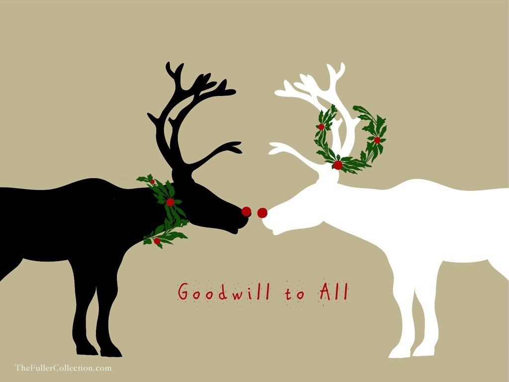 goodwill to all